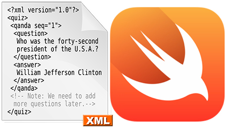 XML Parsing in Swift Language