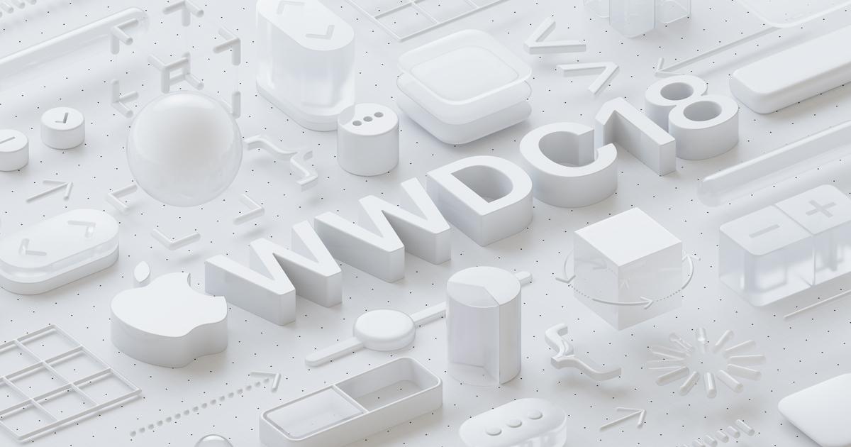 WWDC 18 Logo